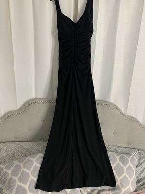 Laundry by Shelli Segal, formal/prom black dress for Sale in Four Oaks, NC