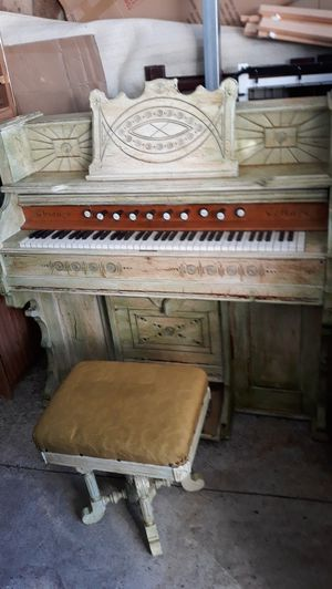VERY NICE OLD ANTIQUE piano for SALE for Sale in Bellevue, WA