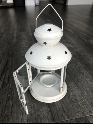 Candle lantern holder for Sale in Tampa, FL