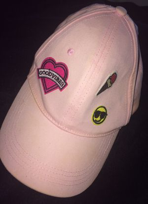 "Pink ""Good Vibes"" Hat for Sale in Ocala, FL"