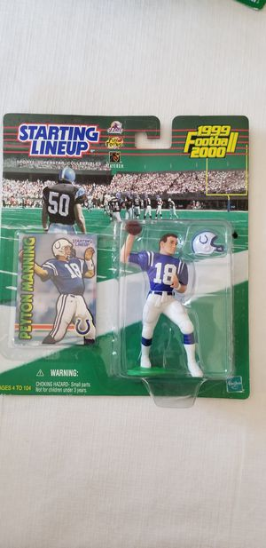 1999/2000 STARTING LINEUP PAYTON MANNING for Sale in Santa Ana, CA