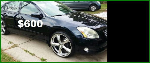 ֆ6OO_ 2004 Nissan Maxima for Sale in Salem,  OR