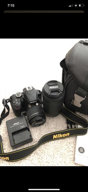 Nikon 3400 for Sale in Houston, TX
