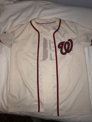 Baseball jersey for Sale in Annandale, VA
