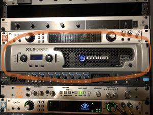 Crown XLS-1000 Amplifier for Sale in Nashville, TN