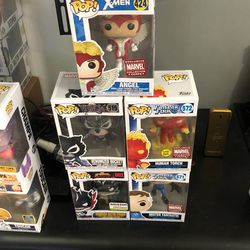 Funko Pop Marvel Collector Corps Bundle for Sale in New York,  NY