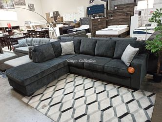 Sectional Sofa, Slate, SKU# ASH87213TC for Sale in Santa Fe Springs,  CA
