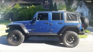 2009 Jeep Wrangler for Sale in Frederick, MD