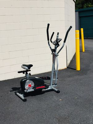 Body champ Dual Trainer elliptical & exercise bike for Sale in Atlanta, GA
