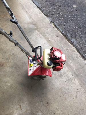 Mantis rototiller works great excellent condition for Sale in Waterford Township, MI