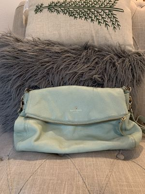 Authentic Kate Spade Cobble Hill Clarke Crossbody Mint for Sale in Rockwall, TX