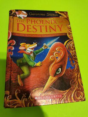 The Phoenix of Destiny by Geronimo Stilton for Sale in McDonough, GA
