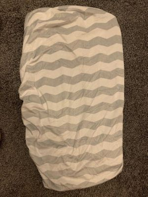 Super soft Chevron changing table pad cover! for Sale in Tacoma, WA