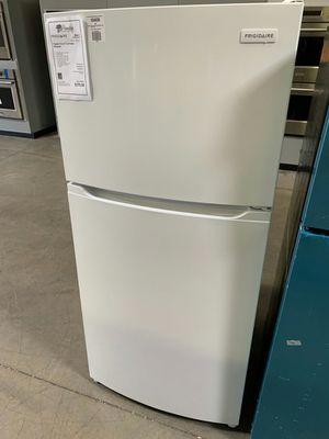 NEW! White Frigidaire Top Freezer Refrigerator Fridge..1 Year Manufacturer Warranty Included for Sale in Chandler, AZ