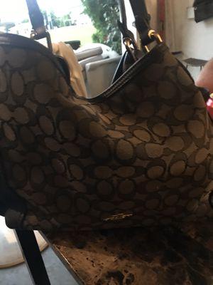 Coach purse for Sale in Avon Park, FL