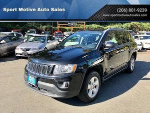 2013 Jeep Compass for Sale in Seattle, WA