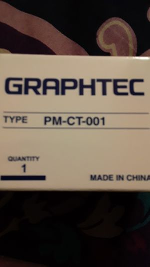 Graphtec PM CT 001 for Sale in PARK, PA