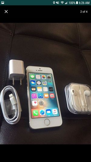Unlocked iphone 5 excellent condition for Sale in Falls Church, VA