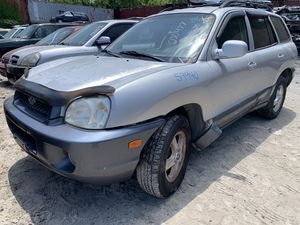 2000 - 2006 HYUNDAI SANTA FE (PARTS ONLY) 2001; 2002; 2003; 2004; 2005 for Sale in Dallas, TX