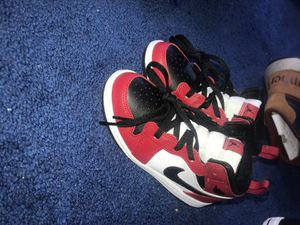 preschool jordan 1s size 10 never worn for Sale in Cleveland, OH
