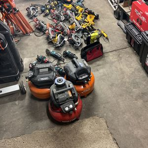 Assorted Corded And Cordless Tools for Sale in Puyallup, WA