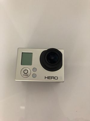 Go pro hero 3 with charger for Sale in Springfield, OR