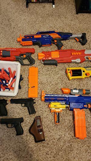 Nerf guns for Sale in Fort Pierce, FL