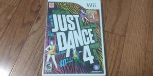Just dance 4 for Sale in Reading, PA