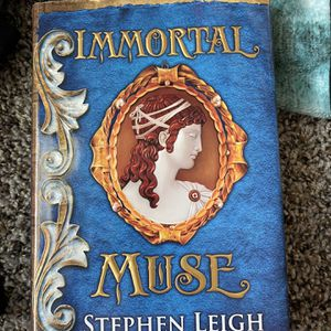 Immortal Muse Book By NKU Professor Stephen Leigh for Sale in Burlington, KY