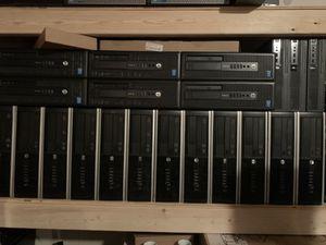 Lot of Computer Desktops for sale for Sale in Smyrna, TN