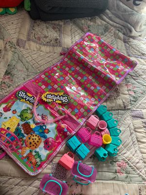Shopkins once you shop you can't stop for Sale in Los Angeles, CA