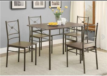 New Dinning Set 5Pcs. for Sale in Costa Mesa,  CA