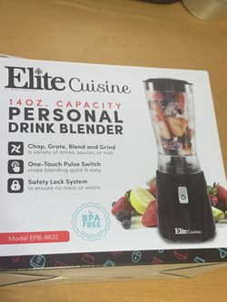 14 Oz Personal Drink Blender for Sale in New York,  NY