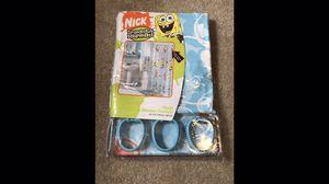 Spongebob Squarepants Vinyl Shower Curtain. New, unopened. $10. for Sale in Lake Mary, FL