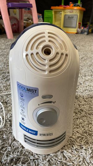 Homedics cool mist humidifier for Sale in San Jose, CA