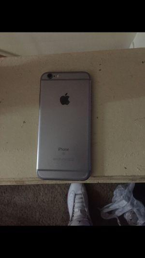 iPhone 6s Read Description for Sale in Detroit, MI