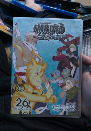 Naruto Shippuden Set 26 for Sale in Hialeah, FL