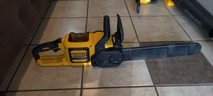 DeWalt 60V Brushless Chainsaw NEW for Sale in Fontana, CA