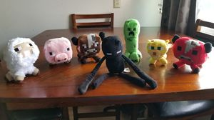 Minecraft Plush for Sale in Campbell, CA