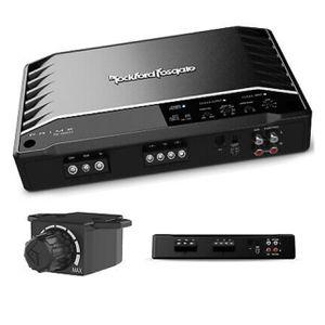 Rockford Fosgate Punch R2-1200X1 Prime 2400 Watt 1 OHM Mono Amplifier Class D for Sale in San Diego, CA