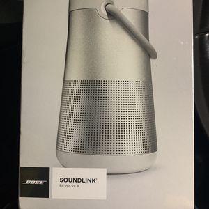 Bose Soundlink Revolve + for Sale in Culver City, CA