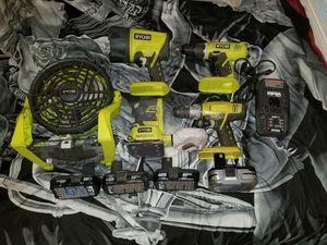Ryobi tools for Sale in Dos Palos, CA