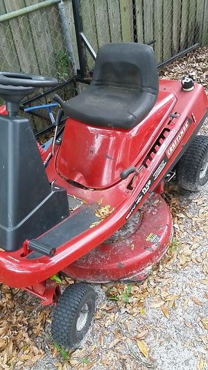 riding lawn mower for Sale in Ocoee, FL