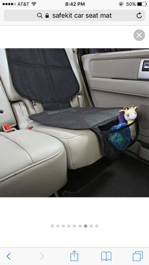 Car seat mat for Sale in San Francisco, CA