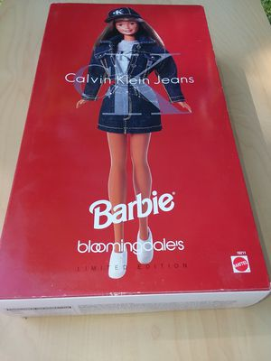 BARBIE CALVIN KLEIN DOLL for Sale in Independence, OH