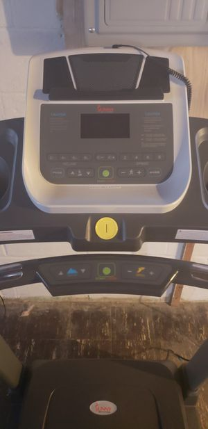 Sunny Health and Fitness Treadmill & Marcy Fitness Tower for Sale in Brooklyn, OH