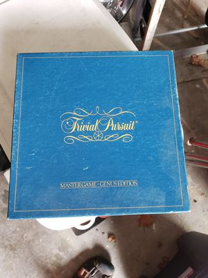 Trivial pursuit board game for Sale in Clearwater, FL