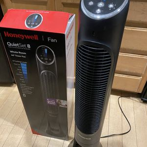 Honeywell 8 Speed Tower Fan for Sale in Turlock, CA