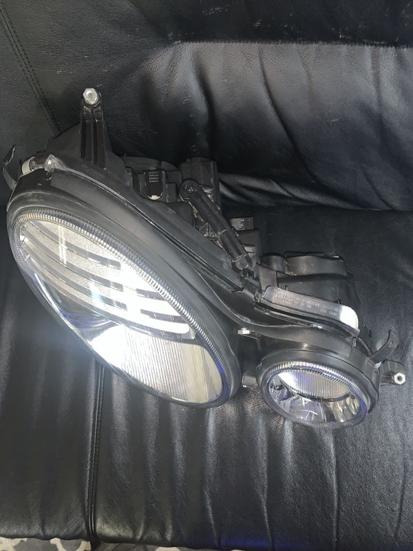2007 2008 2009 Mercedes-Benz E350 Right Headlight Aftermarket(NSF certified ) OEM