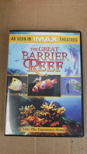 IMAX Presents - The Great Barrier Reef DVD for Sale in Woodbridge, VA